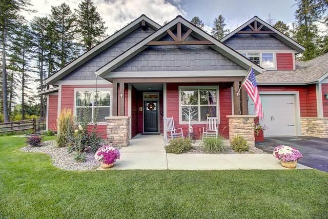 1054 Timber Ridge Court, Columbia Falls, MT 59912 (MLS #22114799) :: Peak Property Advisors