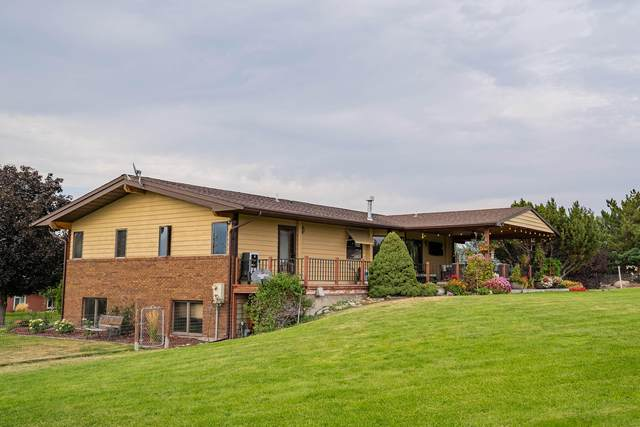 403 Skyridge Drive, Hamilton, MT 59840 (MLS #22114846) :: Montana Life Real Estate