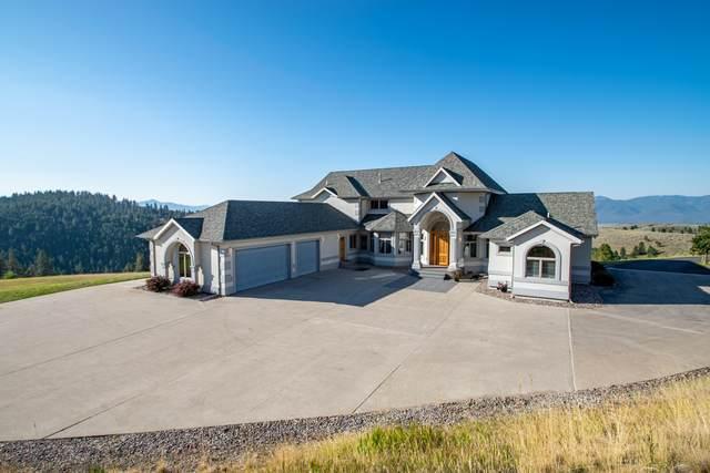 3611 Butler View Lane, Missoula, MT 59808 (MLS #22114858) :: Peak Property Advisors