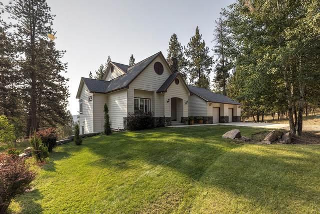10617 Upland Trail, Missoula, MT 59804 (MLS #22114859) :: Peak Property Advisors