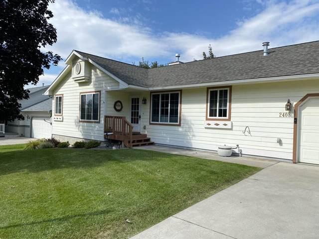 2408 43rd Street, Missoula, MT 59803 (MLS #22114914) :: Peak Property Advisors