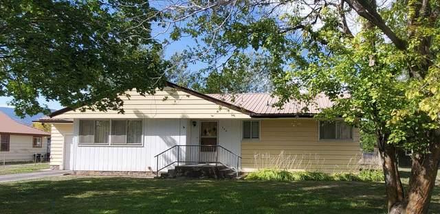 209 Garber Street, Plains, MT 59859 (MLS #22114919) :: Peak Property Advisors