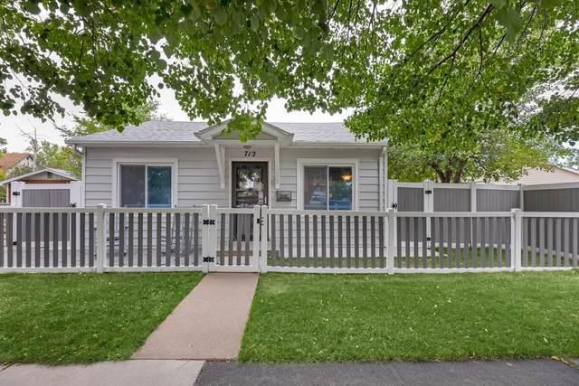 712 22nd Street N, Great Falls, MT 59401 (MLS #22114927) :: Peak Property Advisors