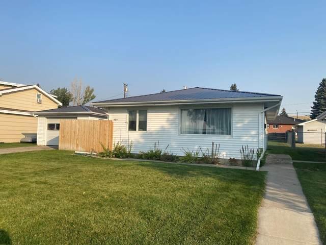 909 Ave A NW, Great Falls, MT 59404 (MLS #22114937) :: Peak Property Advisors