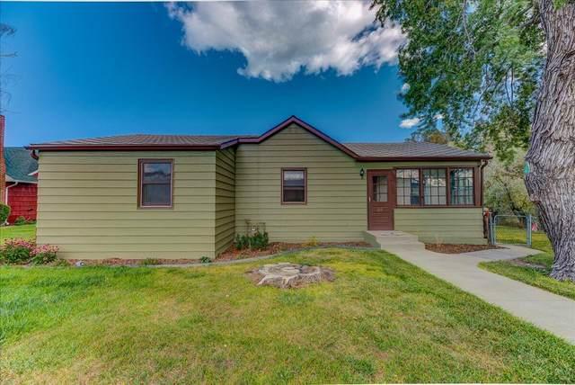20 E Pacific Street, East Helena, MT 59635 (MLS #22114944) :: Peak Property Advisors