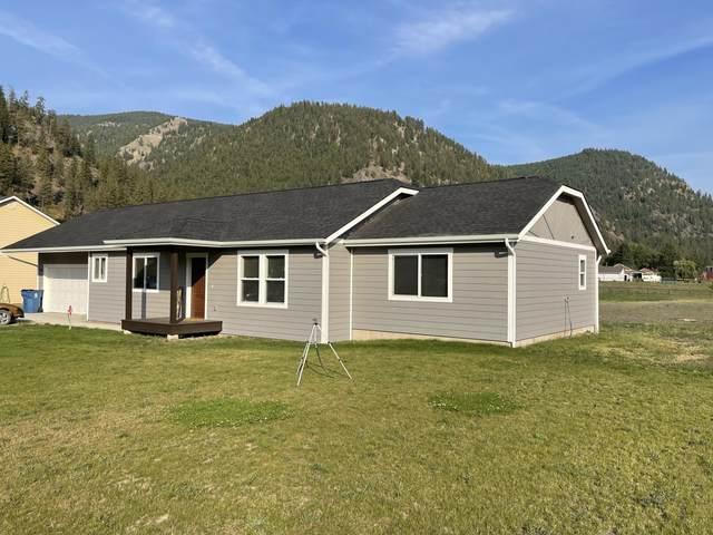 301 Bernie Road, Alberton, MT 59820 (MLS #22114980) :: Peak Property Advisors