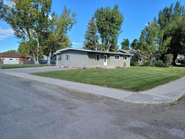 42 8th Avenue SW, Choteau, MT 59422 (MLS #22115017) :: Dahlquist Realtors