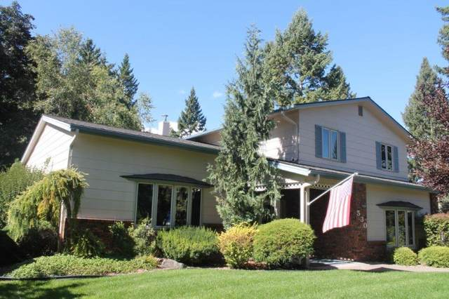 530 Sylvan Drive, Kalispell, MT 59901 (MLS #22115018) :: Peak Property Advisors