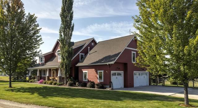 1199 Hard Rock Road, Corvallis, MT 59828 (MLS #22115027) :: Dahlquist Realtors
