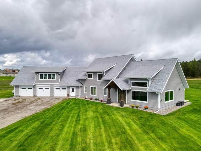 64 Prairie View Way, Kalispell, MT 59901 (MLS #22115035) :: Dahlquist Realtors