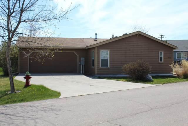 653 Swan Mountain Village Drive, Kalispell, MT 59901 (MLS #22115050) :: Dahlquist Realtors