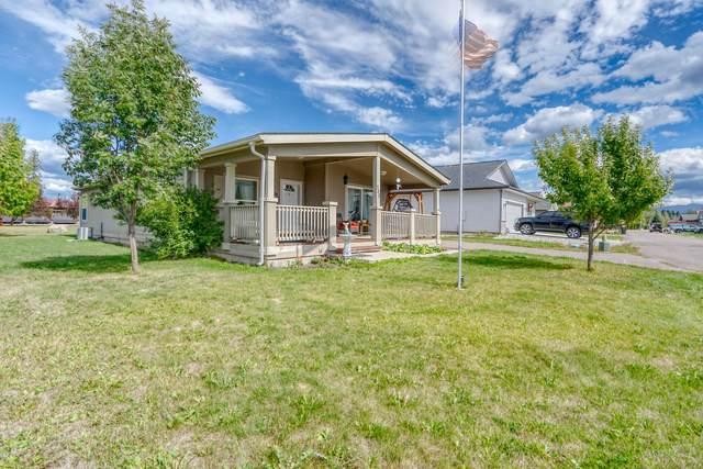 588 Swan Mountain Village, Kalispell, MT 59901 (MLS #22115068) :: Dahlquist Realtors