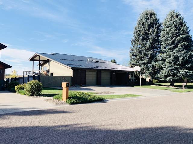 812 Grizzly Drive, Great Falls, MT 59404 (MLS #22115097) :: Montana Life Real Estate