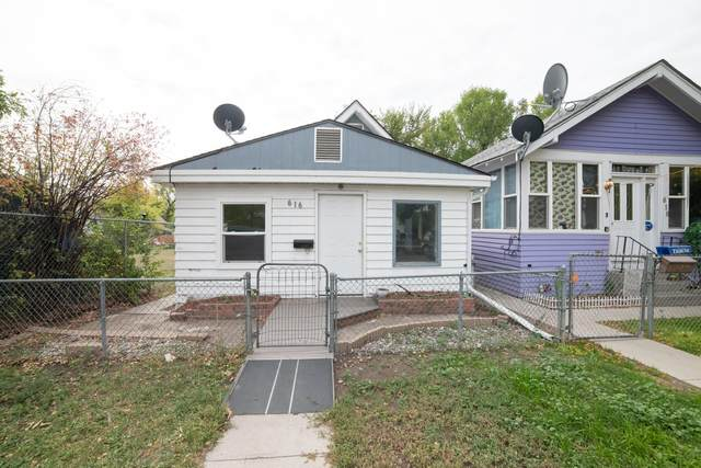616 4th Avenue SW, Great Falls, MT 59404 (MLS #22115167) :: Andy O Realty Group