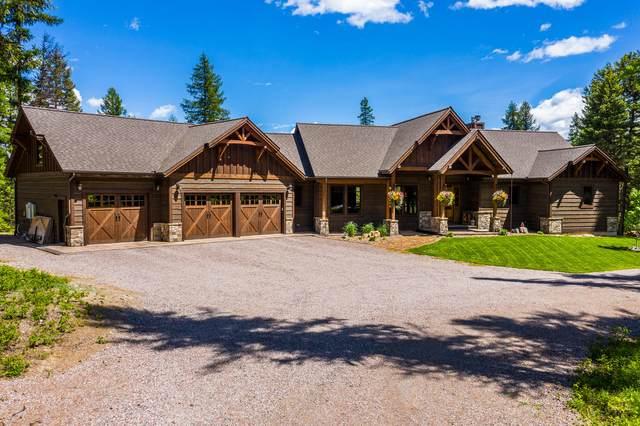 660 Whitefish Hills Drive, Whitefish, MT 59937 (MLS #22115173) :: Peak Property Advisors