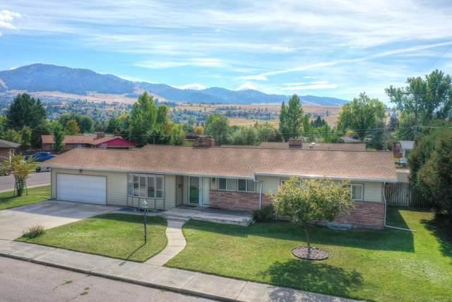 1861 35th Street, Missoula, MT 59801 (MLS #22115201) :: Montana Life Real Estate