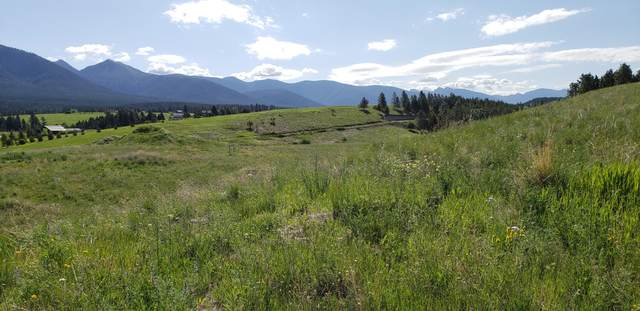 Lot 4 Little Country Rd Subdiv, Eureka, MT 59917 (MLS #22115210) :: Andy O Realty Group