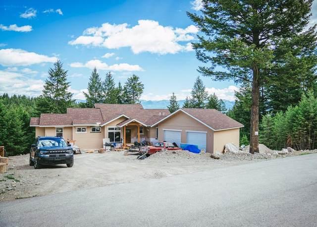 171 Wulff Lane, Lakeside, MT 59922 (MLS #22115228) :: Andy O Realty Group