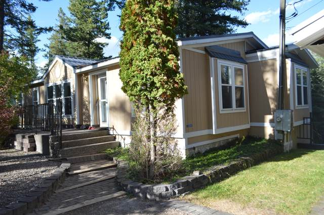 246 Goat Trail, Whitefish, MT 59937 (MLS #22115271) :: Montana Life Real Estate