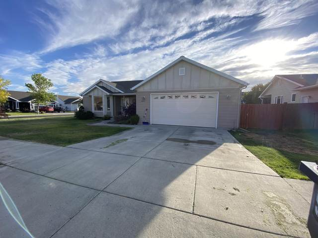 3493 Blackhawk Street, Helena, MT 59602 (MLS #22115278) :: Montana Life Real Estate