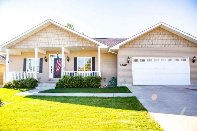 1320 Beargrass Drive, Great Falls, MT 59404 (MLS #22115293) :: Montana Life Real Estate