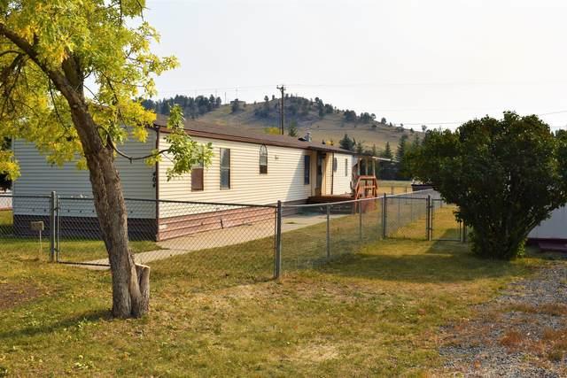 404 N Washington Street, Boulder, MT 59632 (MLS #22115296) :: Montana Life Real Estate