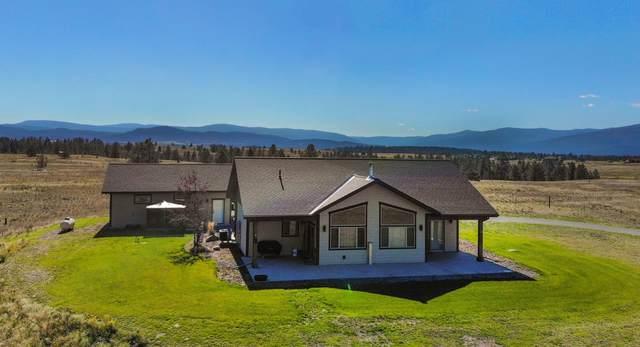 145 Velvet Grove, Eureka, MT 59917 (MLS #22115300) :: Peak Property Advisors