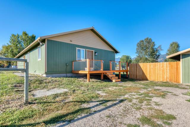 897 Old Corvallis Road, Corvallis, MT 59828 (MLS #22115301) :: Peak Property Advisors