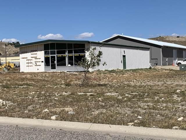 1602 Montana Drive, Anaconda, MT 59711 (MLS #22115325) :: Peak Property Advisors