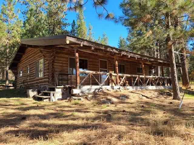 20800 Twin Lakes Road, Frenchtown, MT 59834 (MLS #22115453) :: Peak Property Advisors