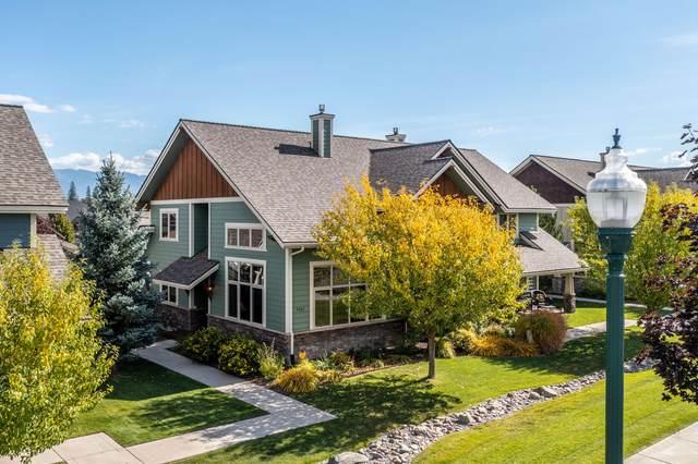 5065 River Lakes Parkway, Whitefish, MT 59937 (MLS #22115475) :: Peak Property Advisors
