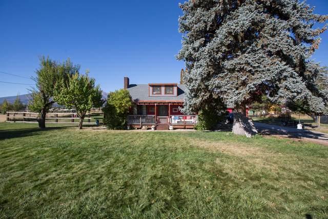 477 Cooper Lane, Hamilton, MT 59840 (MLS #22115541) :: Montana Life Real Estate