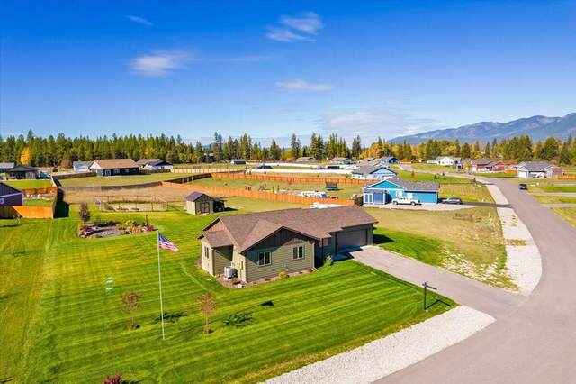1185 Sawtooth Trail, Columbia Falls, MT 59912 (MLS #22115543) :: Peak Property Advisors