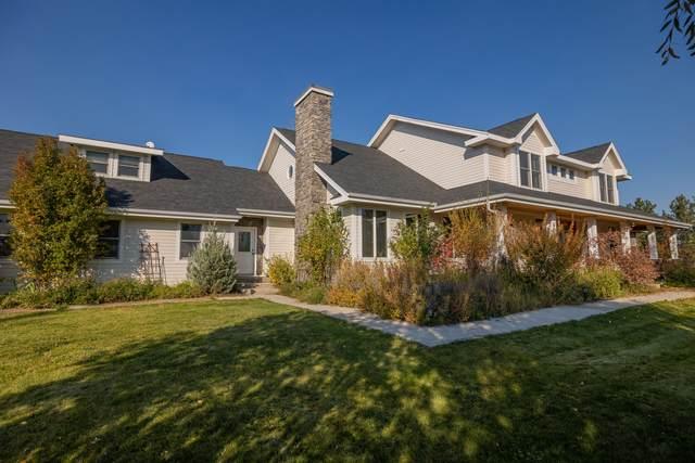 2844 Spokane Creek Road, East Helena, MT 59635 (MLS #22115668) :: Montana Life Real Estate