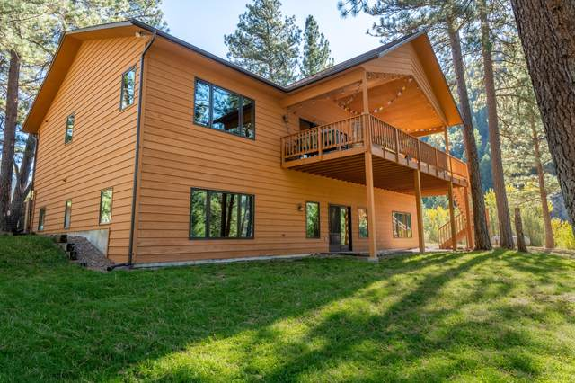 4405 Johnsrud Park Road, Bonner, MT 59823 (MLS #22115685) :: Peak Property Advisors