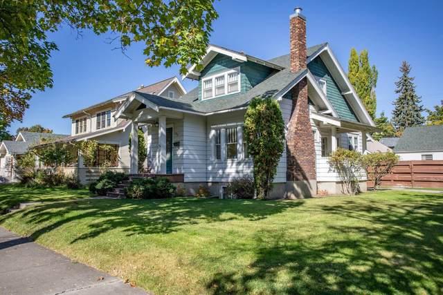 340 Evans Avenue, Missoula, MT 59801 (MLS #22115703) :: Peak Property Advisors
