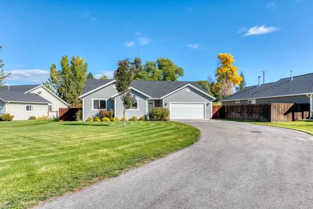 128 Centurion Street, Corvallis, MT 59828 (MLS #22115723) :: Peak Property Advisors