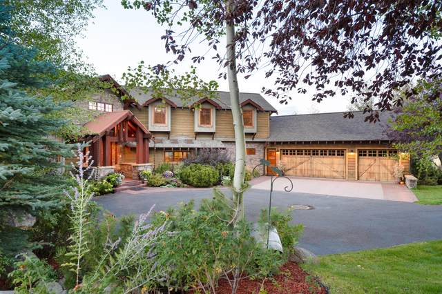1295 Doney Way, Bozeman, MT 59718 (MLS #22115742) :: Andy O Realty Group