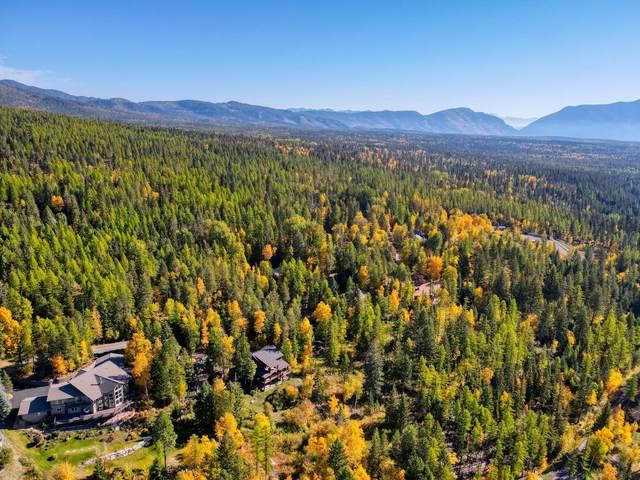 837 Highland Drive, Whitefish, MT 59937 (MLS #22115793) :: Montana Life Real Estate
