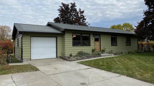 96 Arrowhead Drive, Missoula, MT 59803 (MLS #22115863) :: Montana Life Real Estate