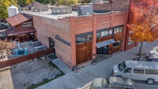 110-114 Main Street, Stevensville, MT 59870 (MLS #22115894) :: Peak Property Advisors