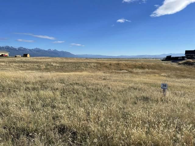 38 Skyview Lane, Polson, MT 59860 (MLS #22115897) :: Montana Life Real Estate