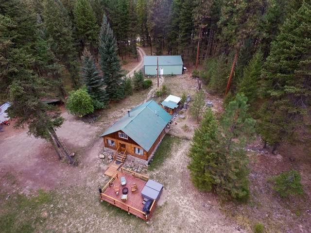 21555 Conifer Drive, Huson, MT 59846 (MLS #22115970) :: Peak Property Advisors