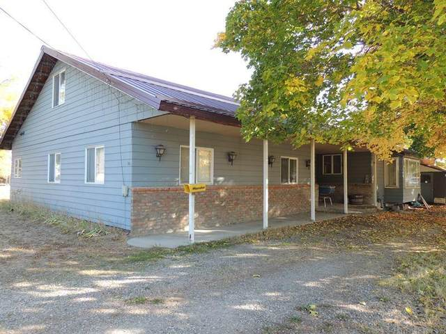 304 Clayton Street, Plains, MT 59859 (MLS #22115992) :: Peak Property Advisors
