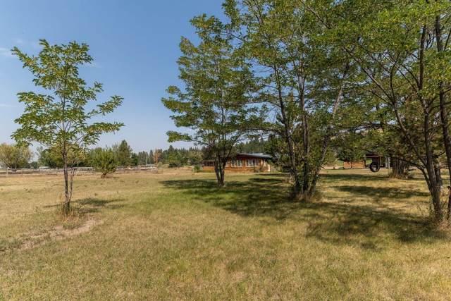 880 Sawyer Lane, Hamilton, MT 59840 (MLS #22115999) :: Peak Property Advisors