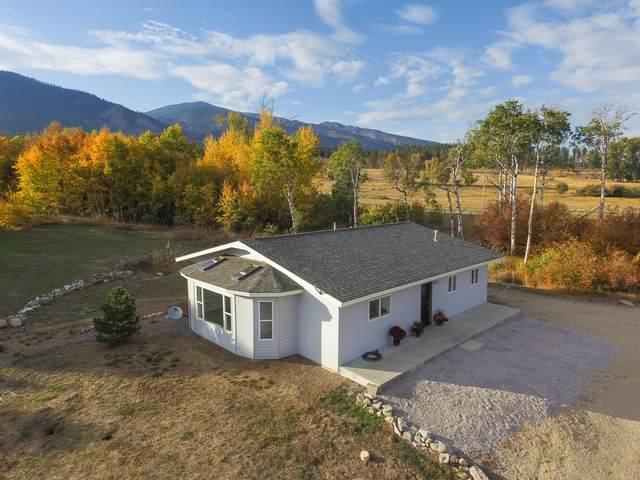 419 One Horse Creek Road, Florence, MT 59833 (MLS #22116023) :: Peak Property Advisors