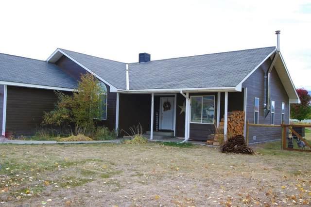 9 Wild Horse Drive, Plains, MT 59859 (MLS #22116024) :: Peak Property Advisors