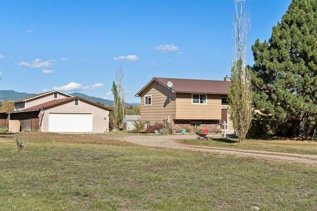 3575 Sunny Lane, Columbia Falls, MT 59912 (MLS #22116039) :: Whitefish Escapes Realty