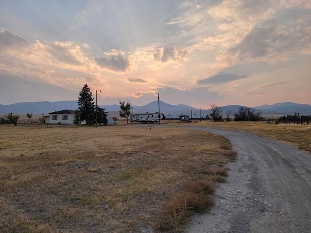 Tbd Barrett Road, Helena, MT 59602 (MLS #22116094) :: Dahlquist Realtors