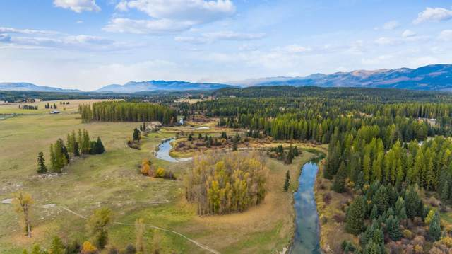 Tract 3 Farm To Market Road, Whitefish, MT 59937 (MLS #22116096) :: Whitefish Escapes Realty